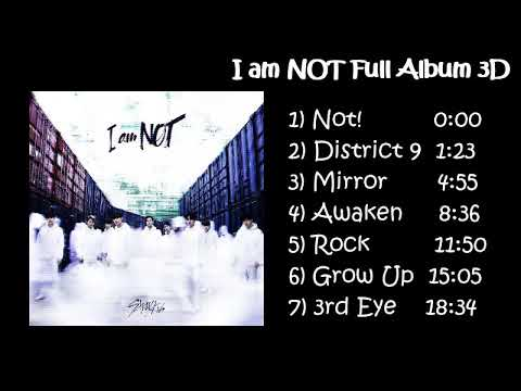 Free Download (full Album) Stray Kids I Am Not 3d 🎧 Mp3 dan Mp4