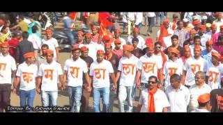 Maratha Kranti Mook Morcha Belgaum