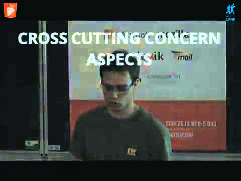 Frank van den Brink -- Aspect Oriented Programming in PHP