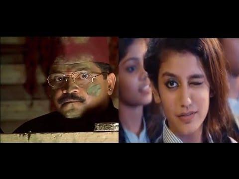 Priya Prakash Varier | Funny Compilation | Chupana bhi Nahi Aata | Oru Adaar Love