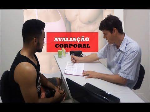 Vídeo Exame de bioimpedancia