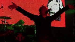 Глеб Самойлоff & The Matrixx - Такой день, Рай (08/03/13)