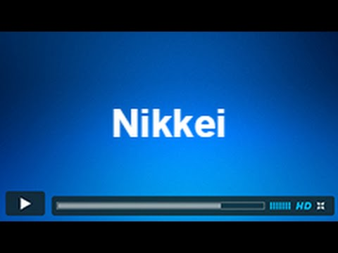 Video Harian 28 Mei 2015: Nikkei Index