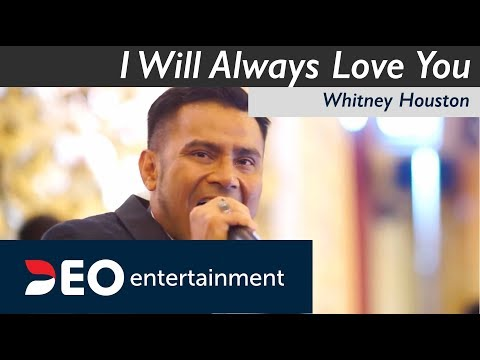 I Will Always Love You - Whitney Houston at Balai Samudera | Cover By JUDIKA ft Deo Entertainment