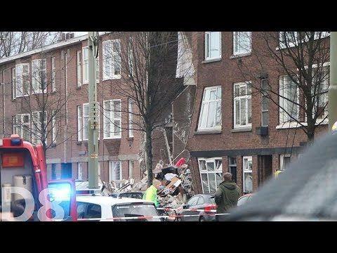 An explosion has been reported in the Hague: Fire department