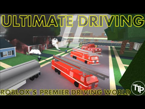 """[ROBLOX] """"Ultimate Driving!"""" A ROBLOX Game by TwentyTwoPilots"""