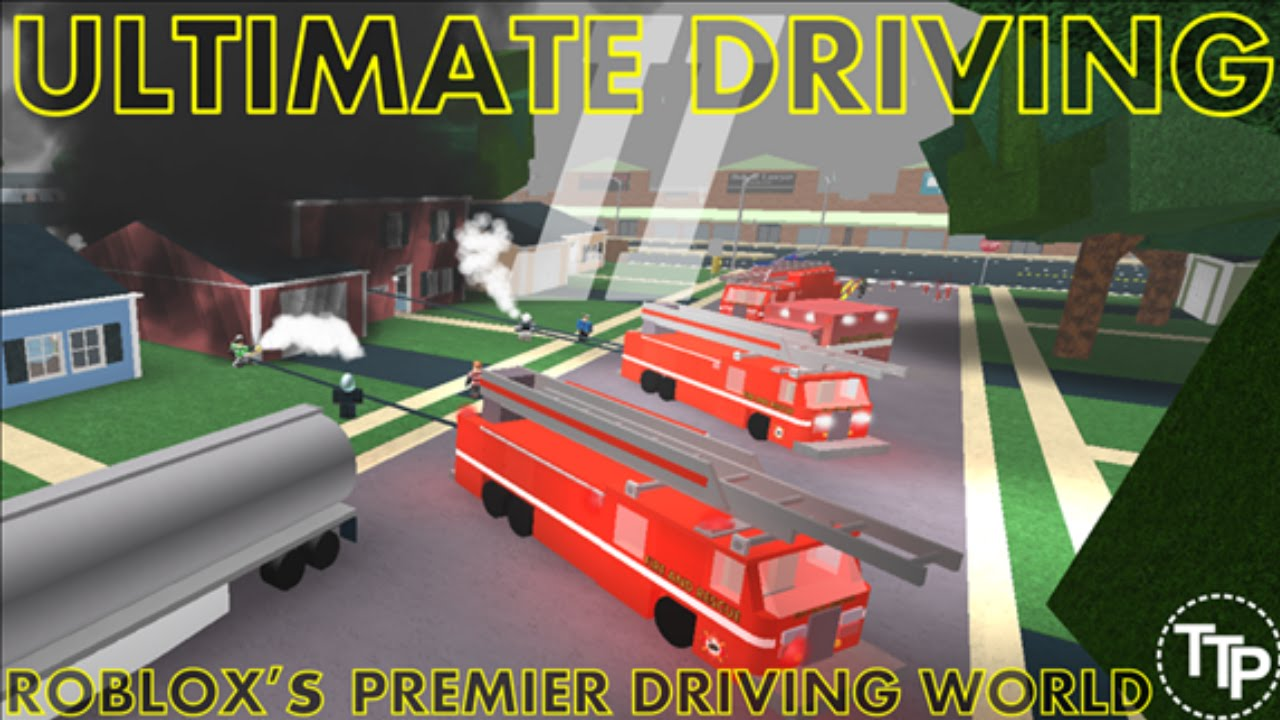 Roblox Ultimate Driving A Roblox Game By Twentytwopilots Youtube