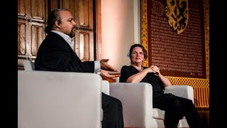 Vinay Gupta & Marleen Stikker discuss the future of technology and commons
