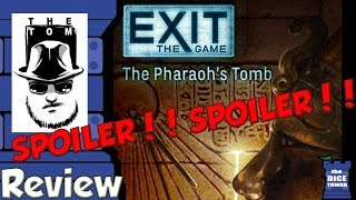 EXIT: The Game - The Pharaoh