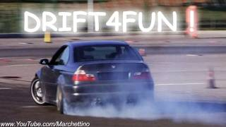 BMW M3 Great Drifting!!