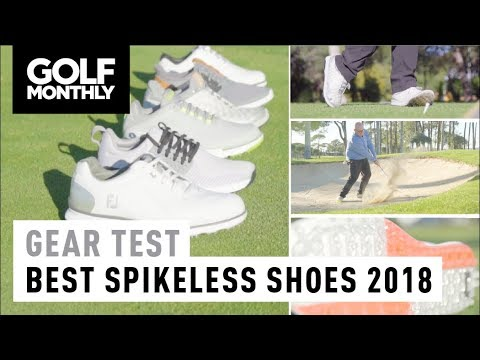 Best Spikeless Golf Shoes 2019 Best Spikeless Golf Shoes 2018 I Golf Monthly   YouTube