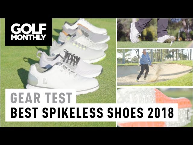 Best Spikeless Golf Shoes 2018 I Golf Monthly Youtube