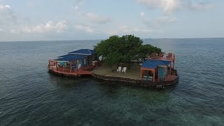 Bird Island is a private island off the coast of Belize on Air…