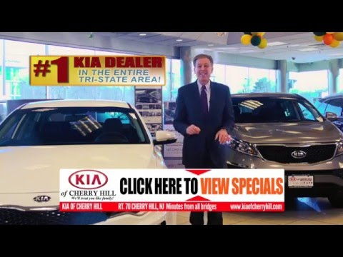 Cherry Hill Kia Dealer >> Cherry Hill Kia January 2016 Optima Sorento Special - YouTube