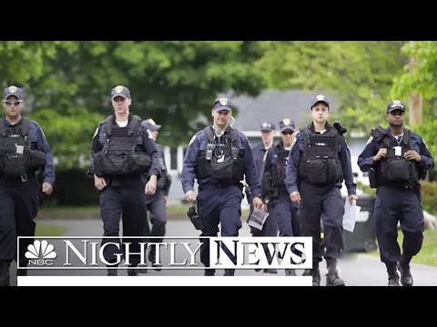 Authorities Concerned Escaped Killers Headed Towards Vermont | NBC Nightly News