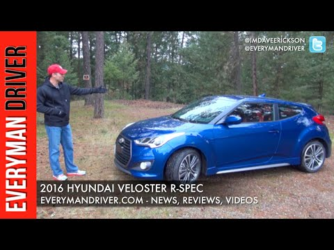 Here s the 2016 Hyundai Veloster R Spec on Everyman Driver