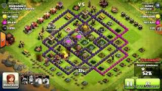 Best Loot EVER in Clash of Clans ?! (1 MILLION GOLD + 900K ELIXIR)