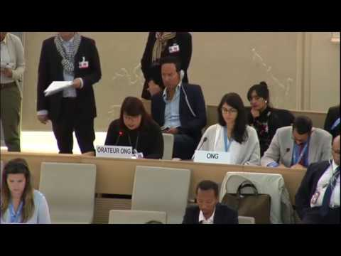 UN HRC36 - UPR Outcomes Indonesia (2017) Oral Statement by HRWG and FORUM-ASIA