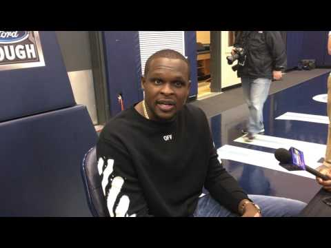 Zach Randolph Exit Interview