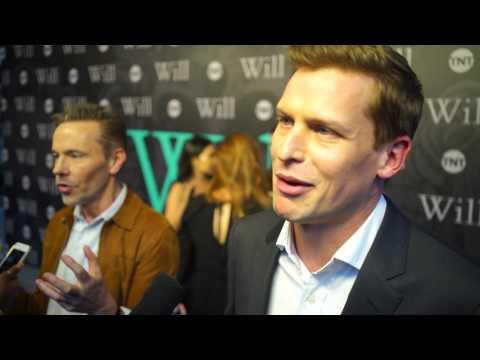 'Will' on TNT - Max Bennett Interview