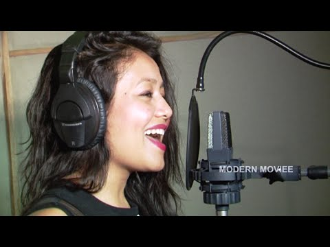 Neha Kakkar / New Hindi Movie GAME PAISA LADKI (GPL) Song Recording
