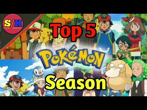 Pokemon 5 sezon trke dublaj indir