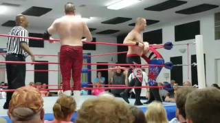 SICW wrestling 5-20-17 Abdullah the Butcher Travis Cook Bruiser Brody