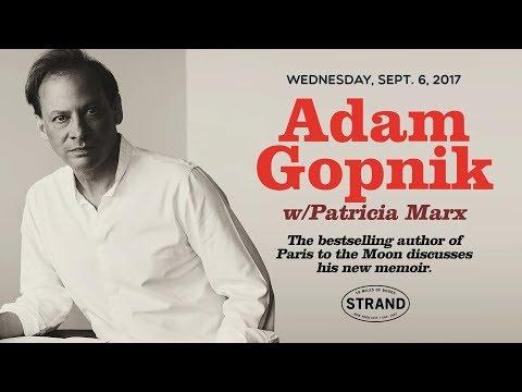 Adam Gopnik + Patricia Marx | At the Stranger's Gate Mp3