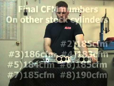TPI intake porting video #5 lower