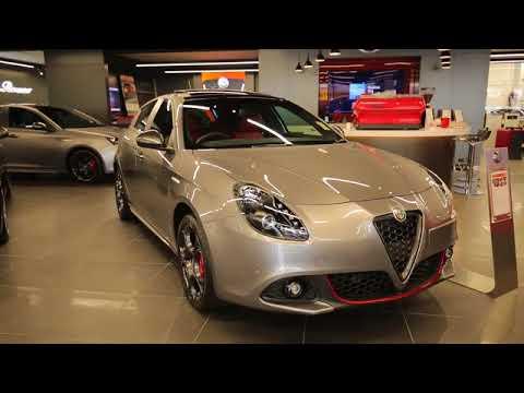 Zagame Alfa Romeo Richmond Review the Giulietta. - YouTube