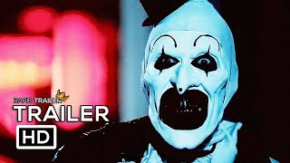 TERRIFIER Official Trailer (2018) Clown Horror Movie HD