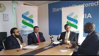 STANDARD CHARTERED BANK TANZANIA LAUNCHES LIFESTYLE CHANGING APP