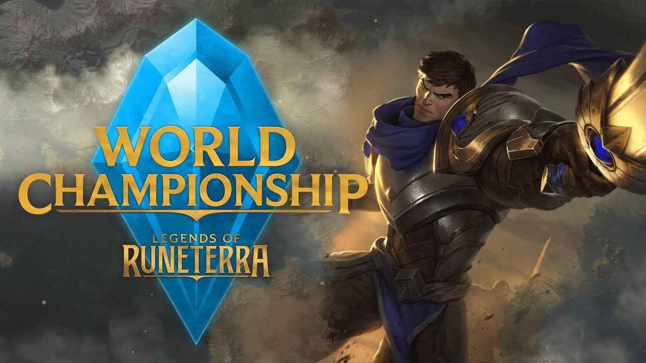 Download Legends of Runeterra World Championship - Finals