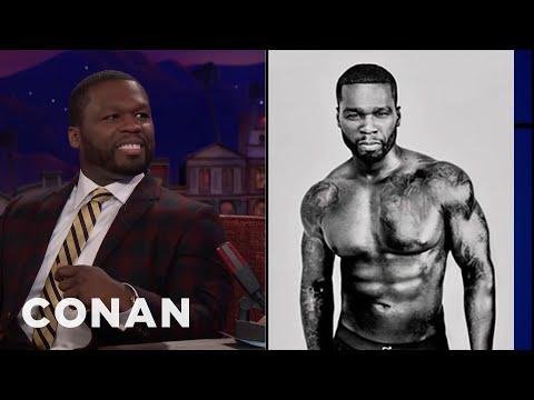 Curtis '50 Cent' Jackson On His $125 Underwear  - CONAN on TBS