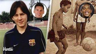 7 futbolistas que nacieron en la pobreza y hoy son dueños del mundo