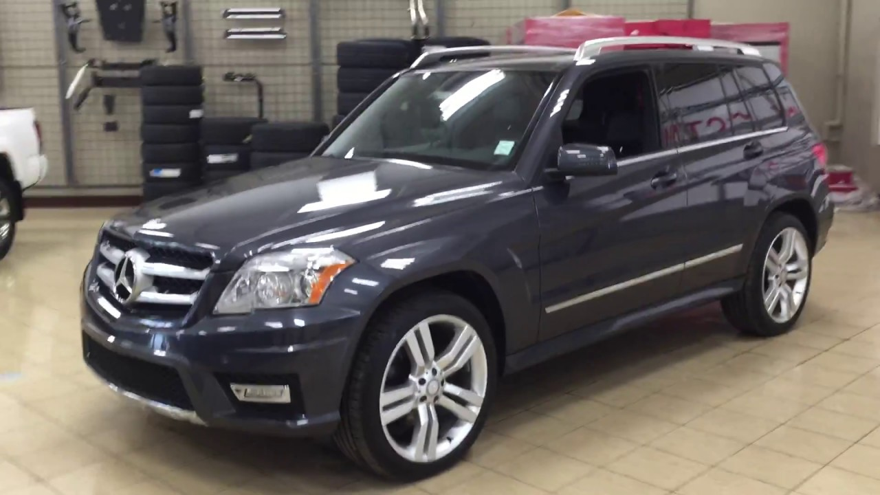 2012 Mercedes Benz Glk Class Glk 350 Review Youtube