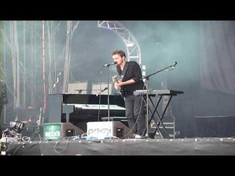Editors - When Anger Shows (Southside Festival 09)