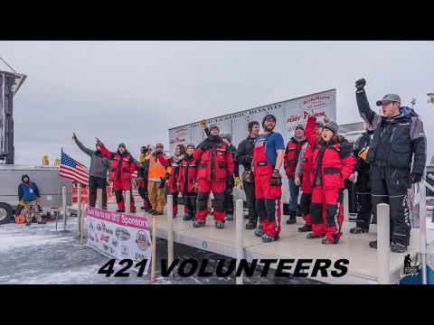 BRAINERD JAYCEES $150,000 ICE FISHING EXTRAVAGANZA 2017