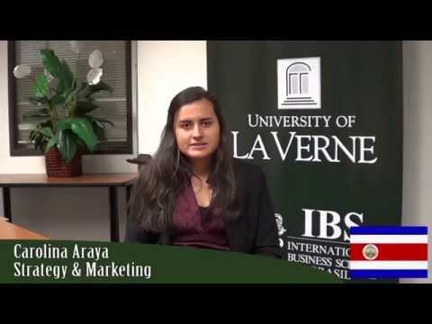 Testimonios de alumnos University of La Verne