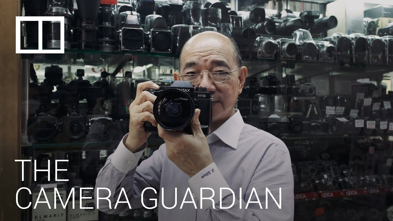 Hong Kong's camera guardian: why David Chan has spent 60 years collecting vintage photography gear
