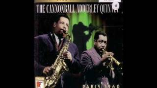 CannonBall Adderley quintet - Bohemia After Dark