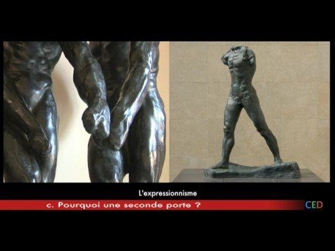 Auguste Rodin II : la Porte de l
