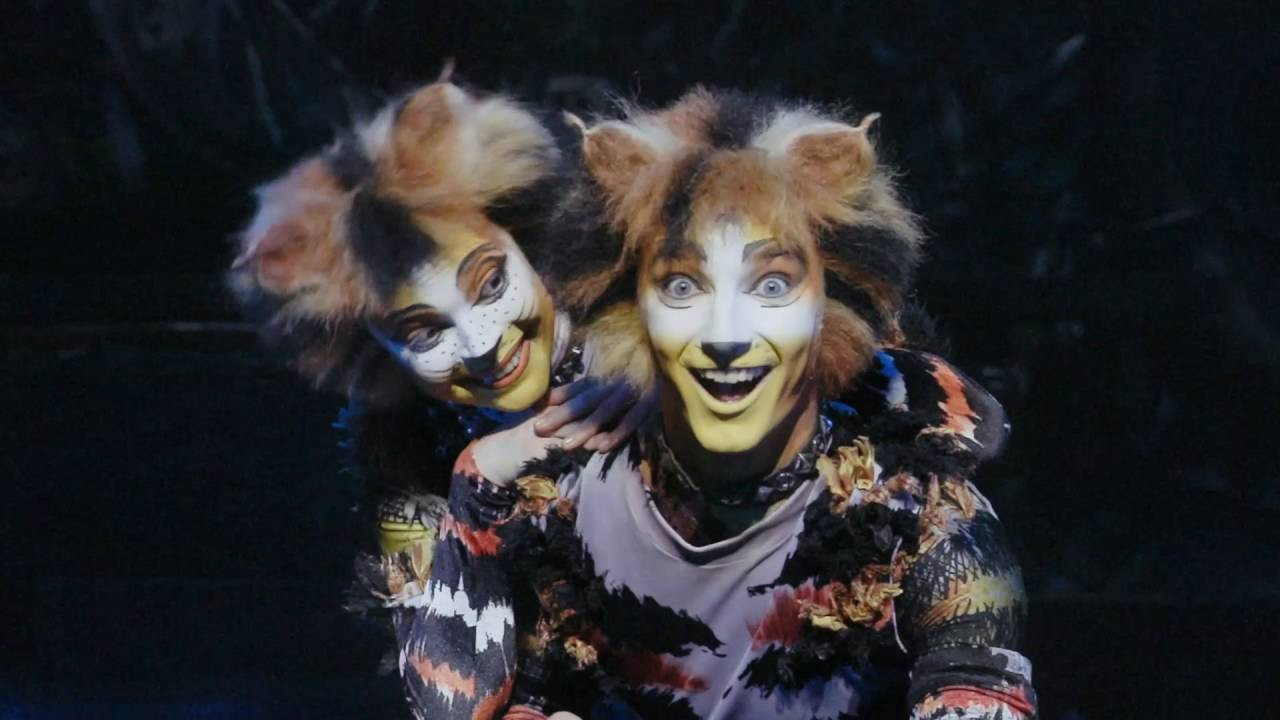 Cats the Musical Trail...