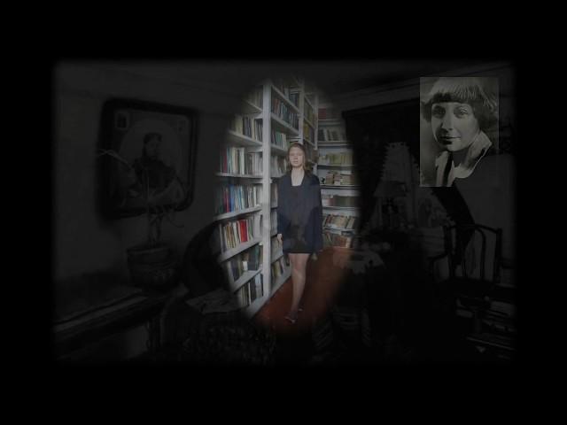 Изображение предпросмотра прочтения – МарияТумаева читает произведение «Бабушка» М.И.Цветаевой