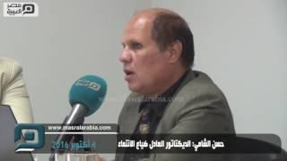 مصر العربية | حسن الشامي: الديكتاتور العادل ضياع الانتماء