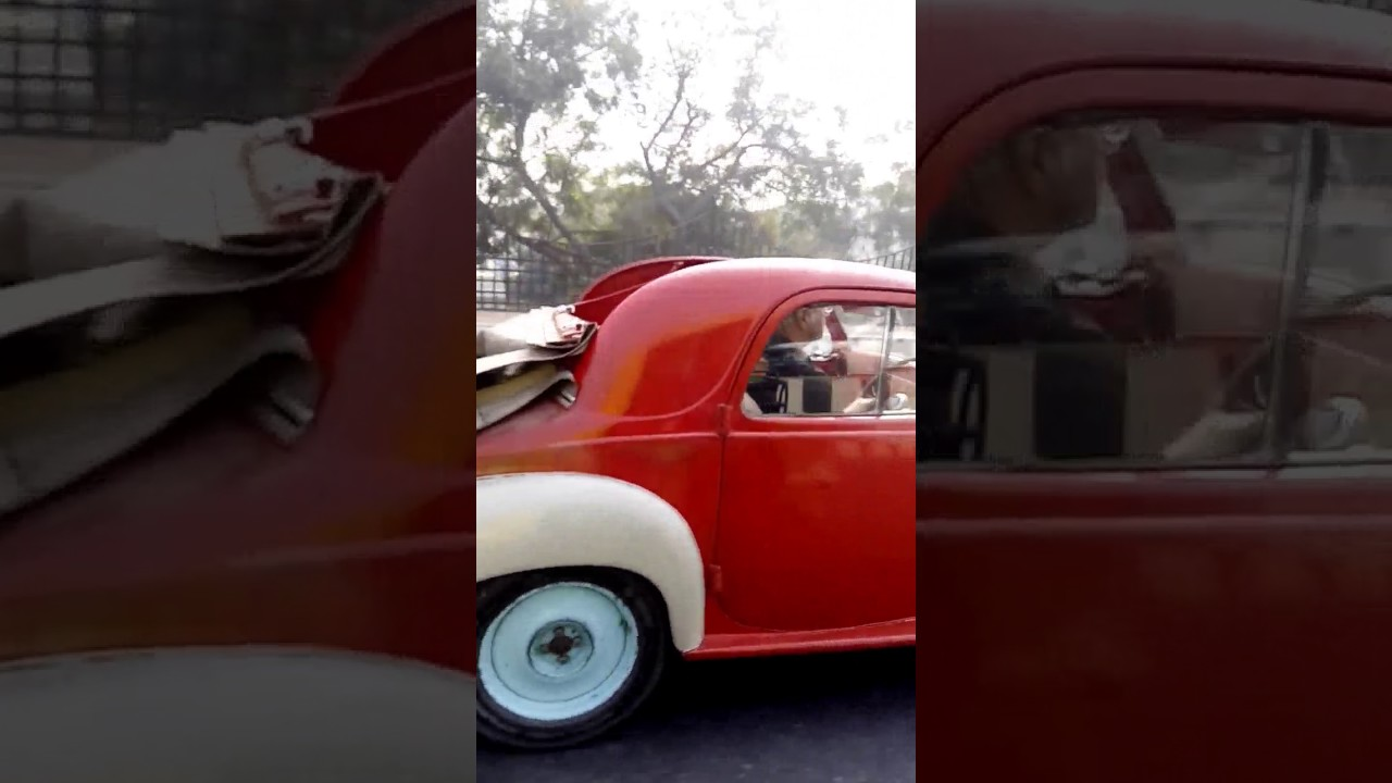 Vintage Car In Lucknow Youtube