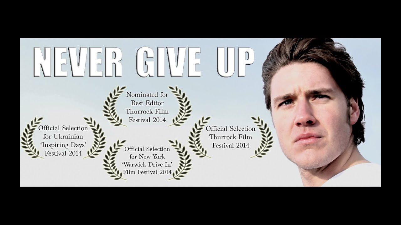 Never give up award nominated short film motivational for Watch balcony short film