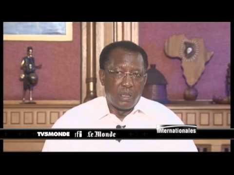 Idriss Déby ne reconnaît pas Michel Djotodia comme le nouveau Président de la Centrafrique