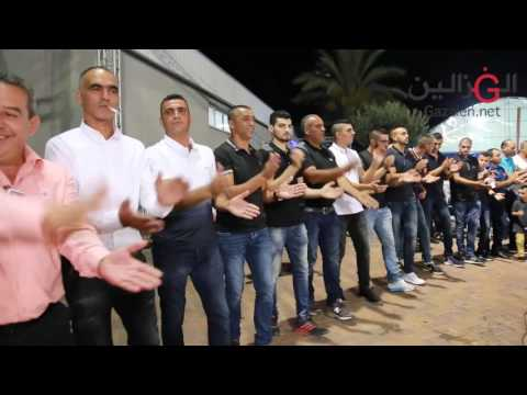 أشرف ابو الليل محمود السويطي أفراح ال حسينيه ابو علي