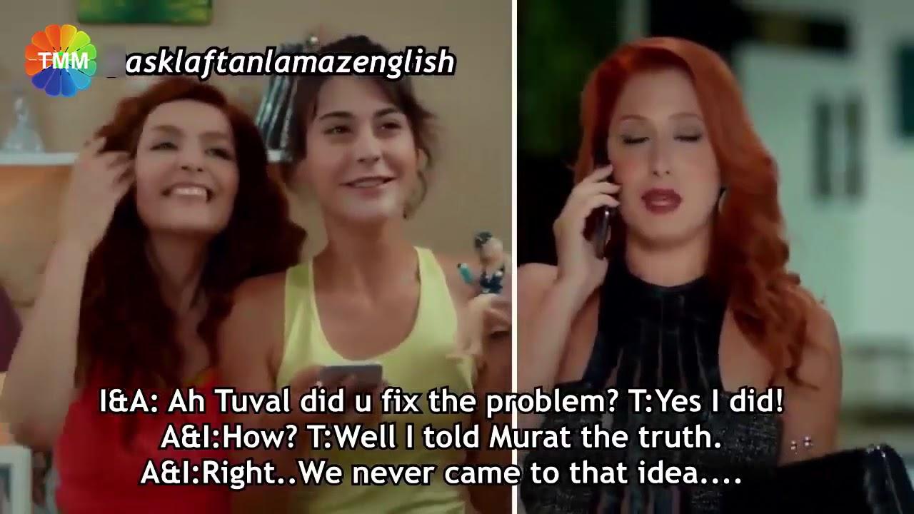 Ask Laftan Anlamaz - Episode 12- Part 27 - English Subtitles